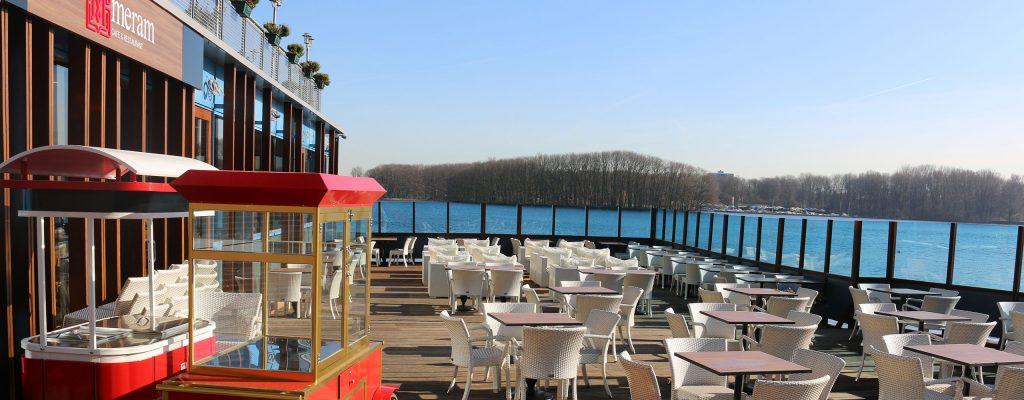 Zen saturday hotspot restaurant meram plus een beetje for Meram menukaart rotterdam