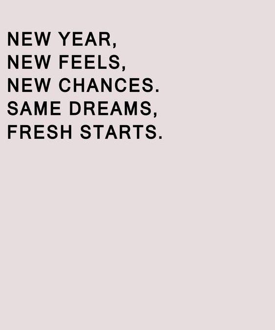 Mind Your Monday: 2017 life goals