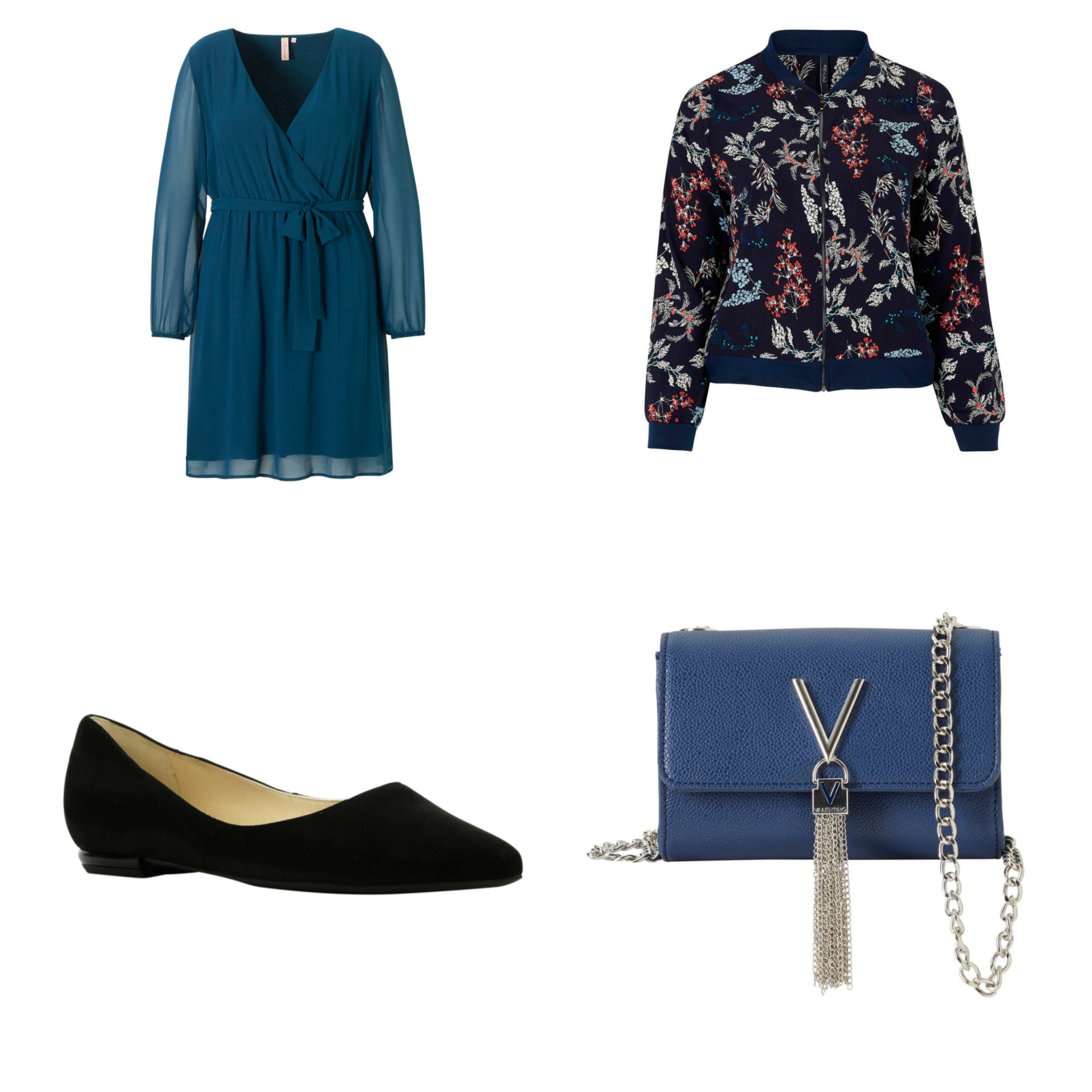 Plus Size Fashion Friday: Colour in your closet