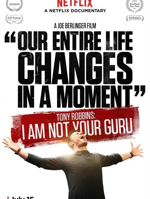 "Inner Soul Tuesday: Review ""Tony Robbins, I am not your guru"""