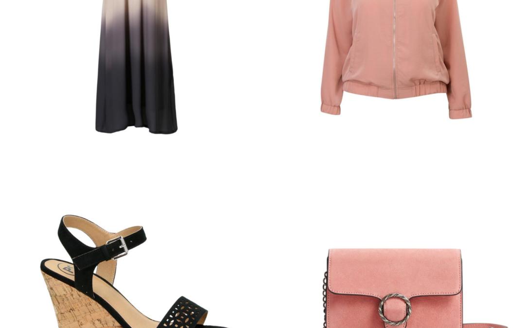 Plus Size Fashion Friday: Spring maxi dresses