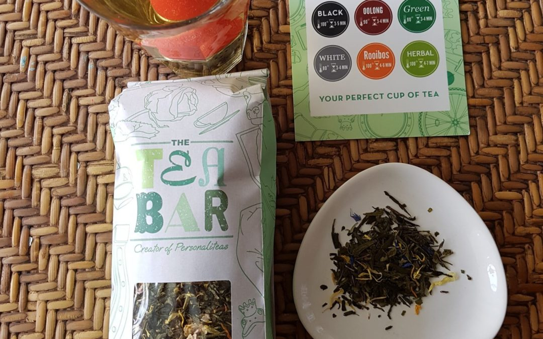 Inner Soul Tuesday: Review thee Tea Bar
