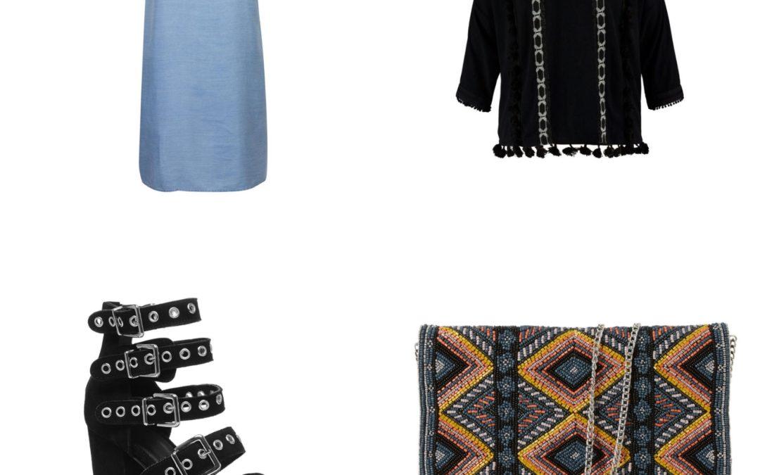 Plus Size Fashion Friday: Zomer jurkjes tijd
