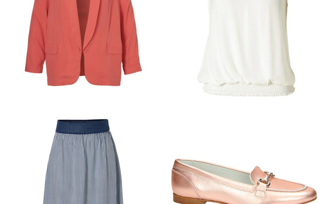 Plus Size Fashion Friday: Skirt alert