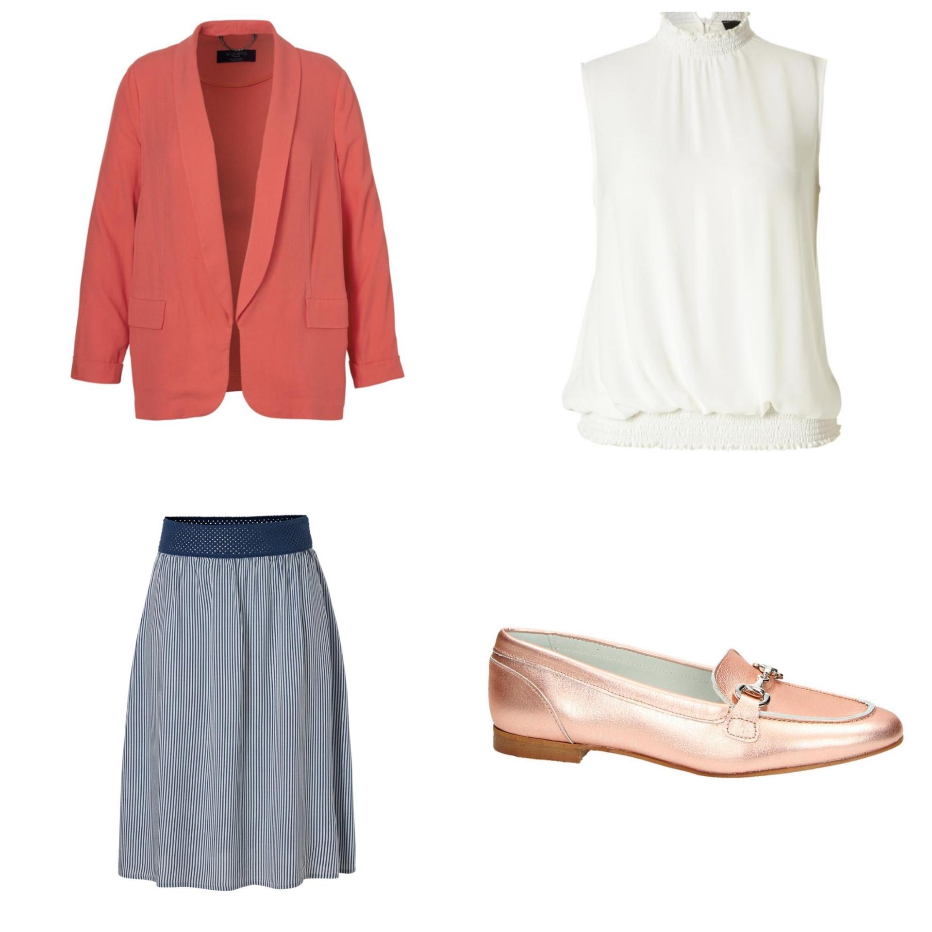 Plus Size Fashion Friday: Skirt alert