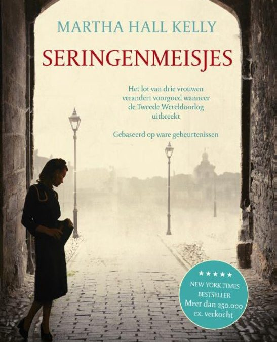 Summer Books: Review Seringenmeisjes – Martha Hall Kelly