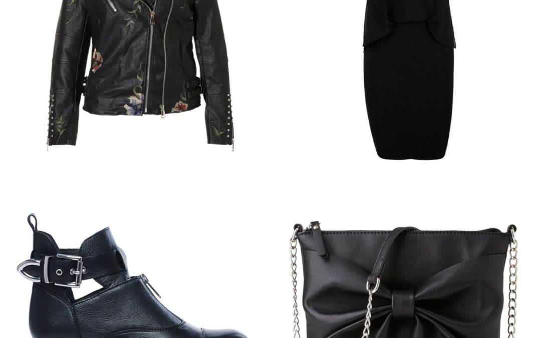 Plus Size Fashion Friday: Black Friday