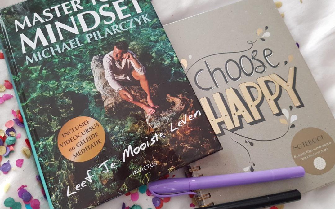 Nieuwjaars bloghop + winactie Master your mindset – Michael Pilarczyk