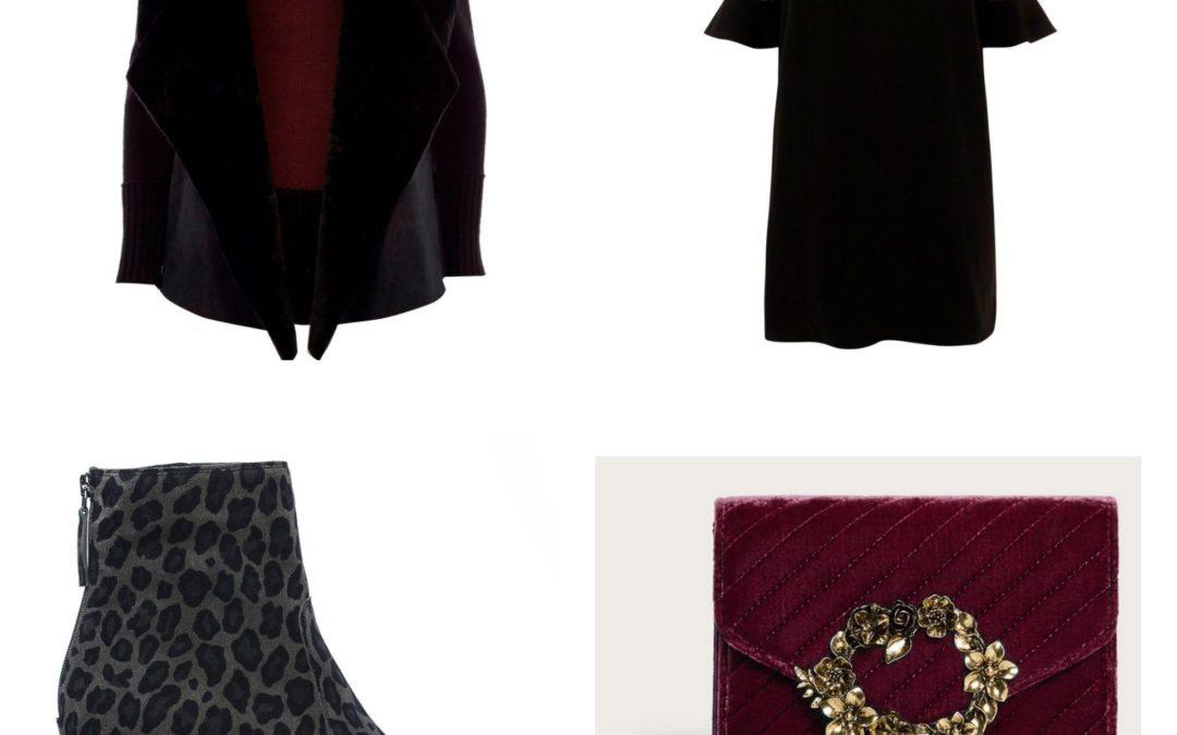 Plus Size Fashion Friday: Christmas spirit inspiration