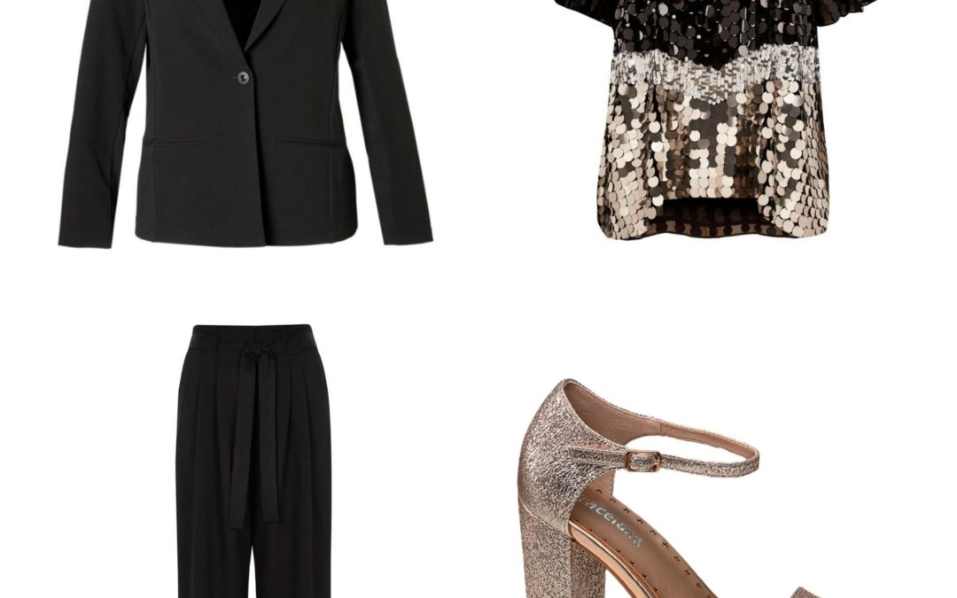 Plus Size Fashion Friday: New Year's Eve outfits