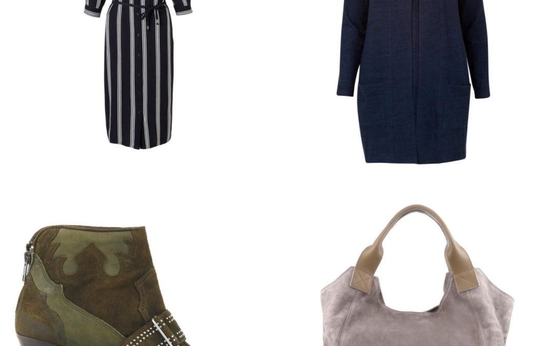 Plus Size Fashion Friday: Blousejurkjes