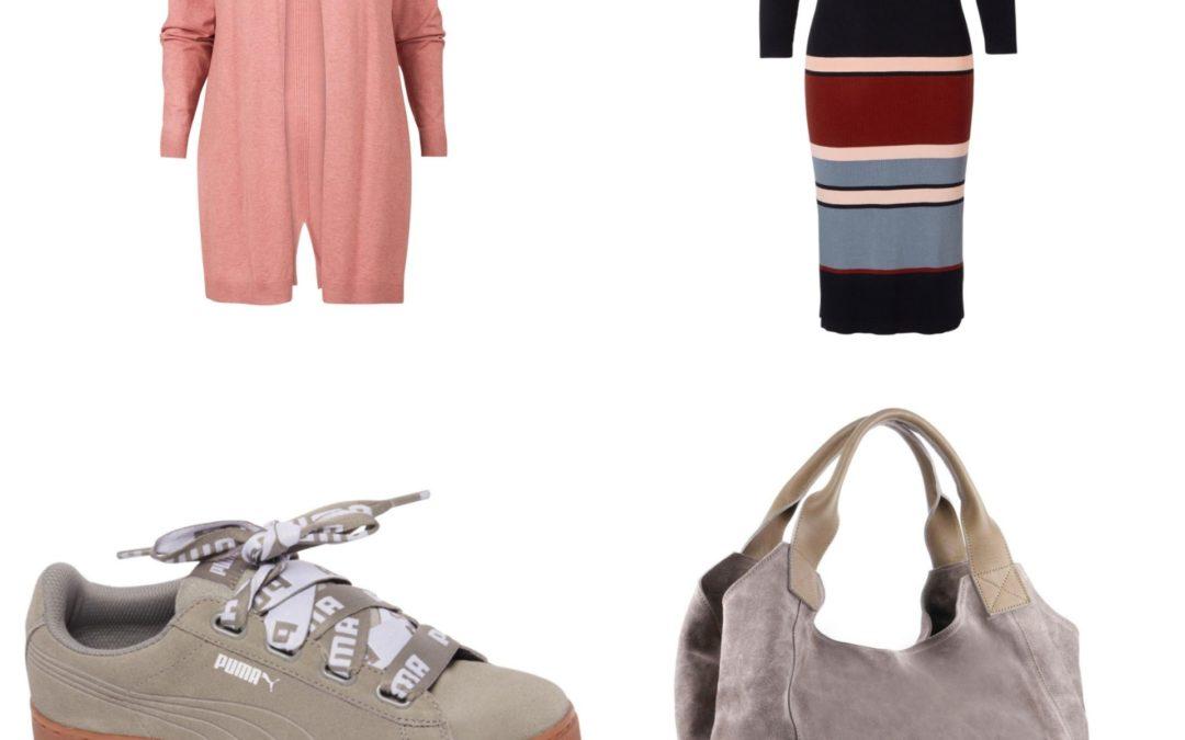 Plus Size Fashion Friday: Winterse vesten