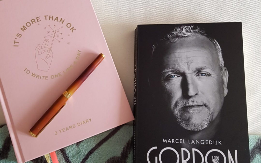 Book Tuesday: Gordon: Biografie van een entertainer – Marcel Langedijk