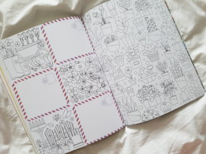 Kleurplaten Lentekriebels.Diy Lentekriebels Met Papercloud Magazine Plus Een Beetje
