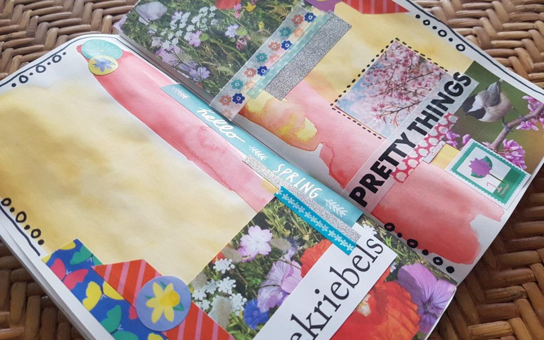 DIY: Lentekriebels met Papercloud magazine