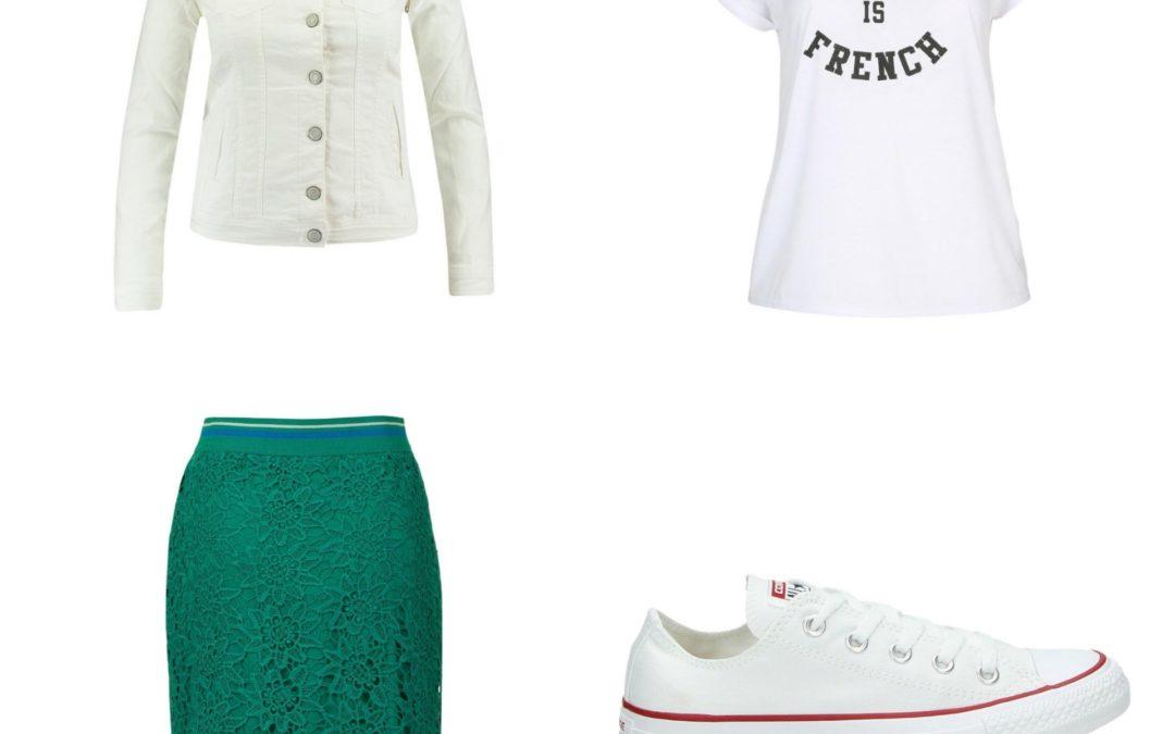 Plus Size Fashion Friday: Alles is lente