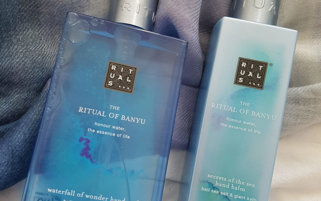 Rituals limited edition The Ritual of Banyu