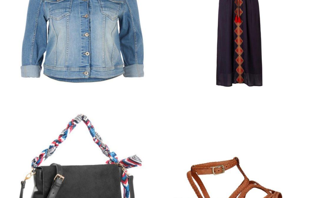 Plus Size Fashion Friday: Maxi dress season