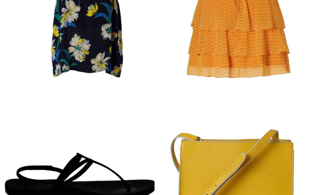 Plus Size Fashion Friday: Zomer rokjes tijd