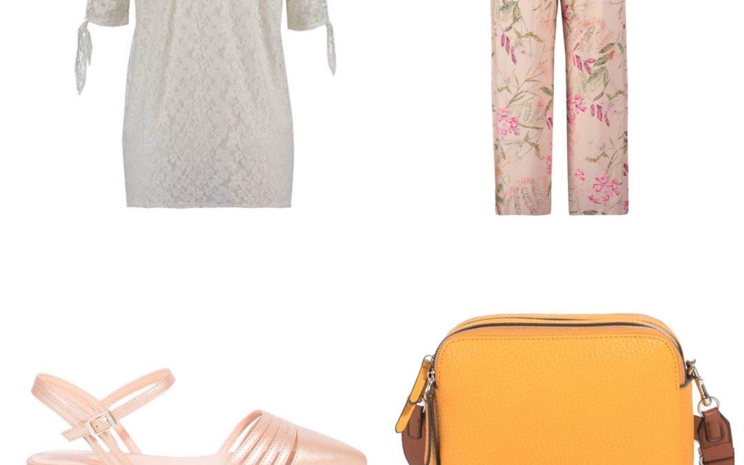 Plus Size Fashion Friday: Zomerse palazzo pants