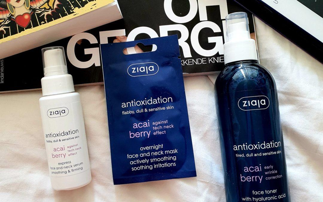 Ziaja Açai berry Antioxidant gezichtsverzorging