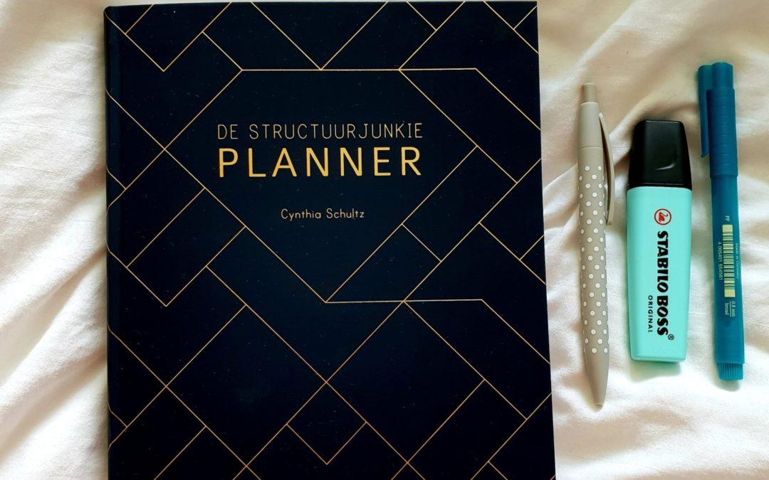 Review Structuurjunkie planner