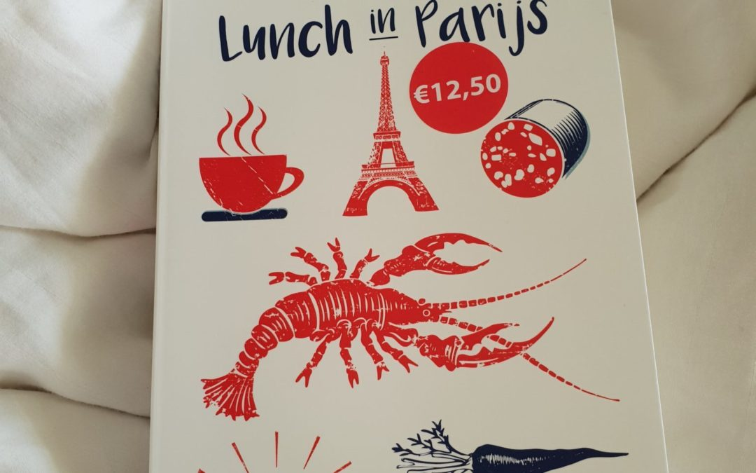 Book Tuesday: Een lunch in Parijs – Elizabeth Bard