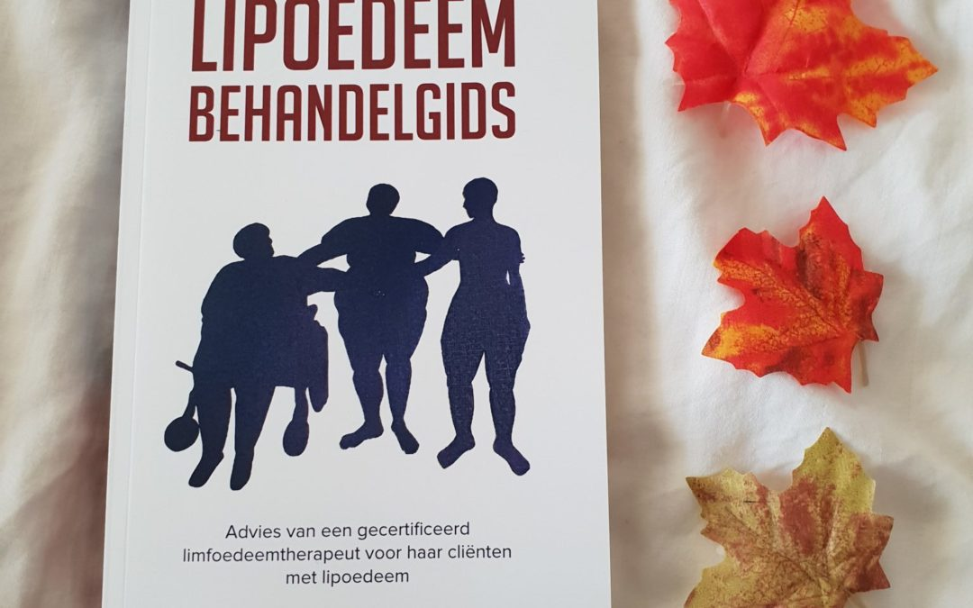 Book Tuesday: Lipoedeem behandelgids – Kathleen Lisson