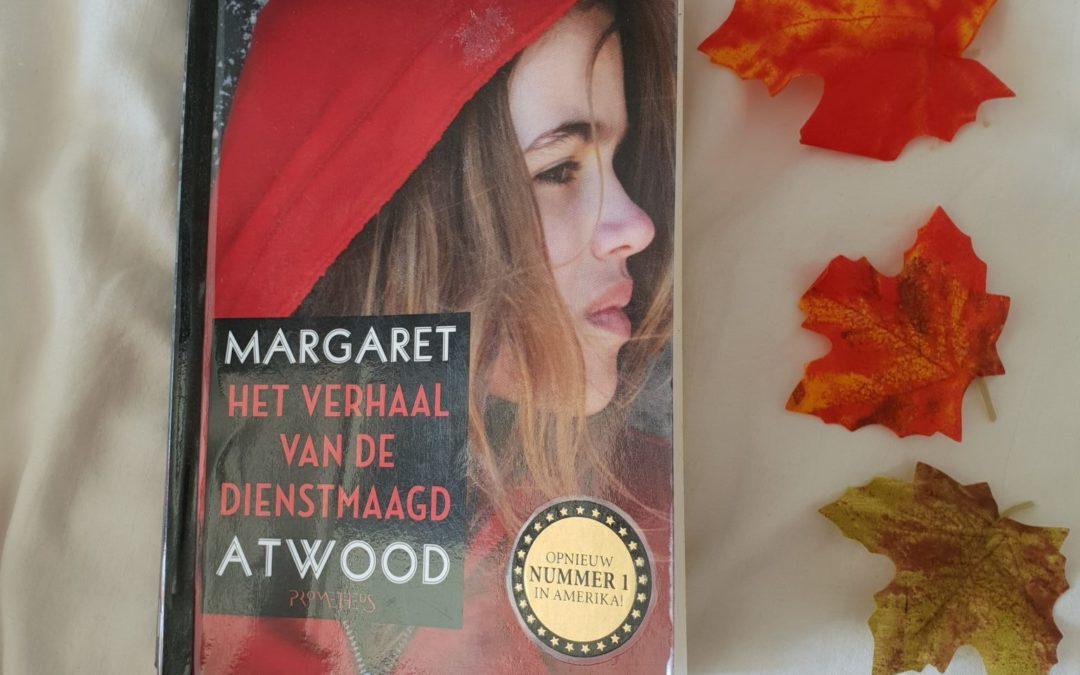 Book Tuesday: Het verhaal van de dienstmaagd – Margaret Atwood