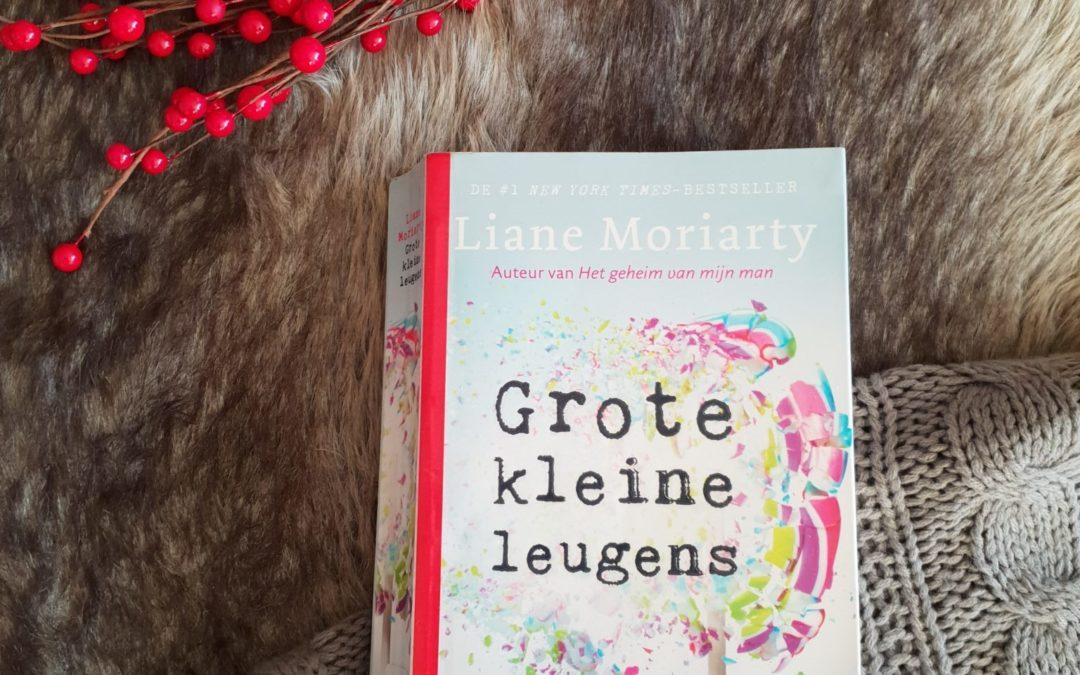 Book Tuesday: Grote kleine leugens – Liane Moriarty