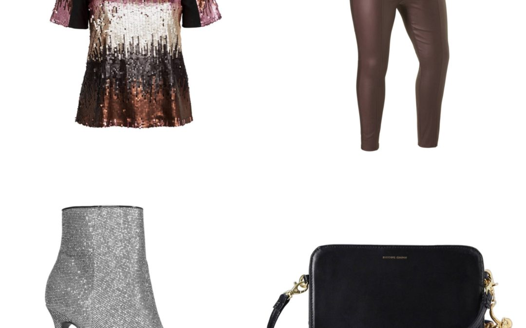 Plus Size Fashion Friday: Add some glitter to your life