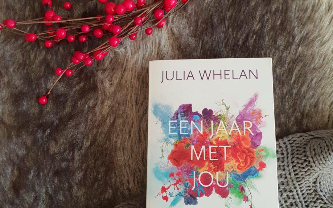 Book Tuesday: Een jaar met jou – Julia Whelan