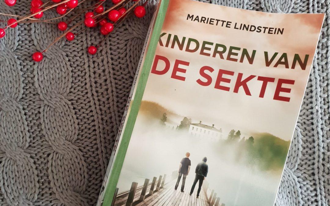 Book Tuesday: Kinderen van de sekte – Mariette Lindstein