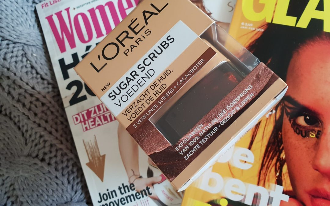 Skin Care || L'Oréal Sugar Scrubs
