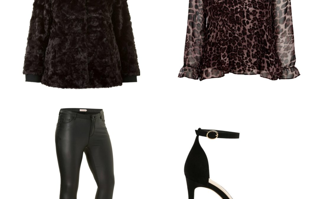 Plus Size Fashion Friday: The animal print continues