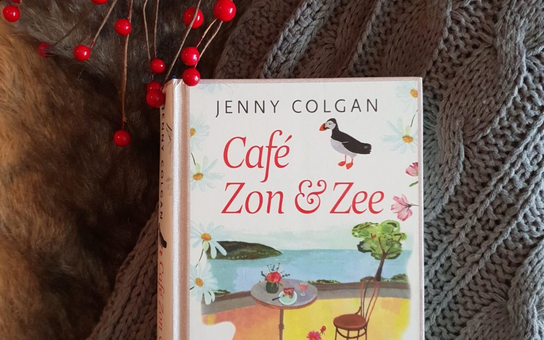 Book Thursday || Café zon & zee – Jenny Colgan