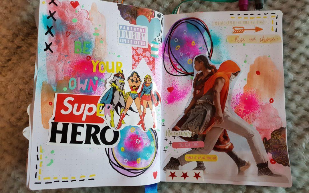 DIY    Be your own super hero