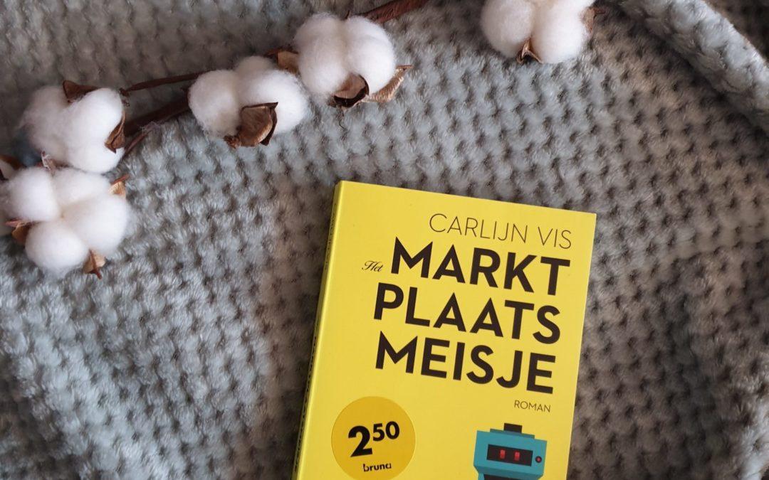 Book Thursday || Het marktplaatsmeisje – Carlijn Vis