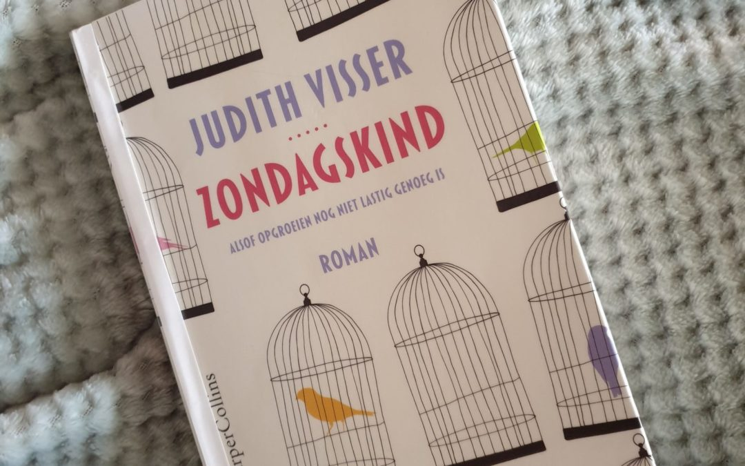 Book Thursday || Zondagskind – Judith Visser