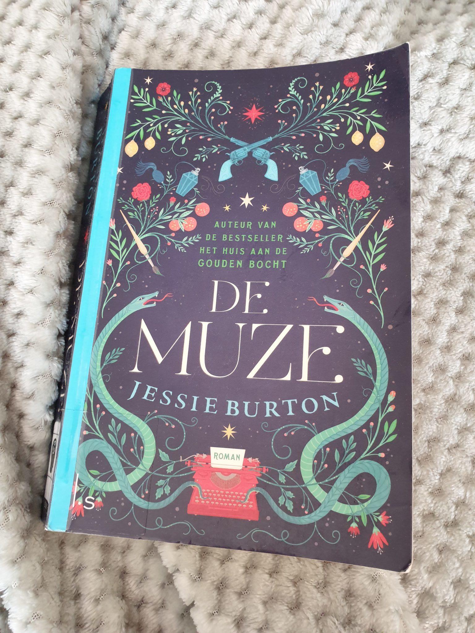 Book Thursday || De Muze – Jessie Burton