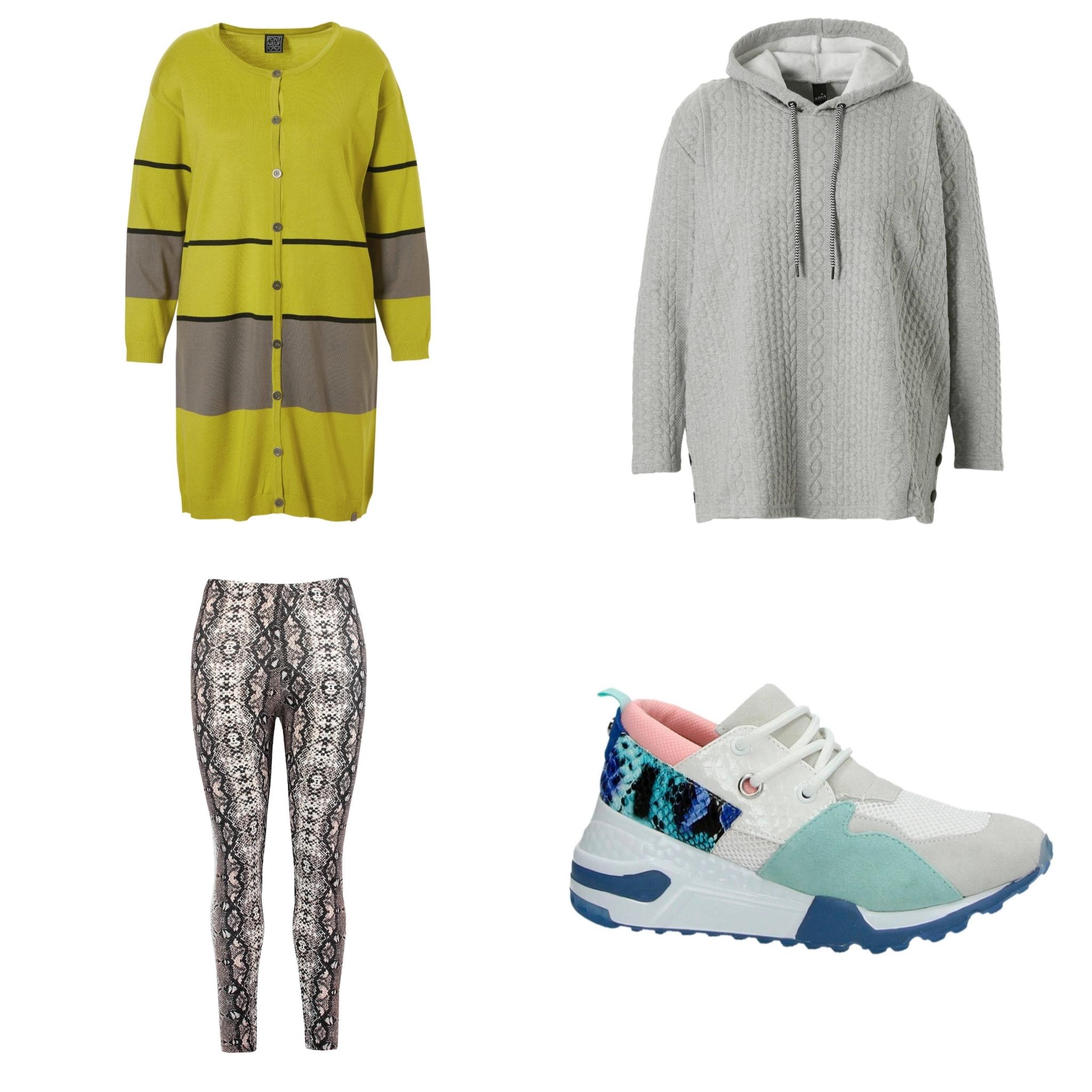Plus Size Fashion Friday || Trendy broeken