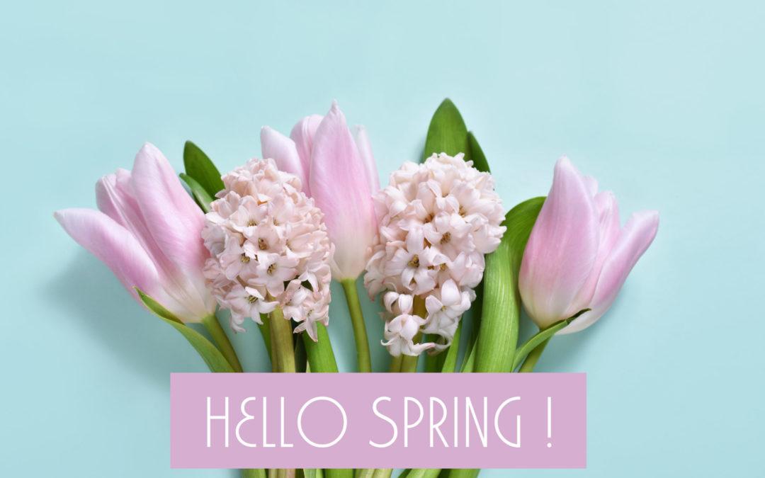 Personal || Verlangen naar het voorjaar