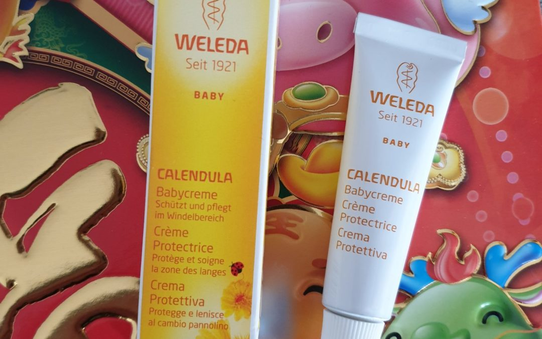 Beauty || Weleda Calendula Baby crème