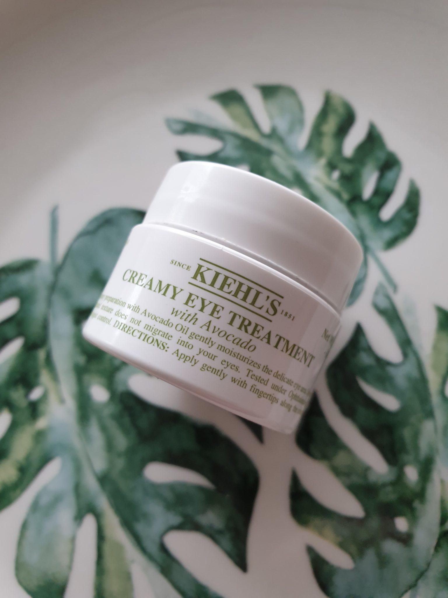 Beauty || Kiehl's Creamy Eye Treatment