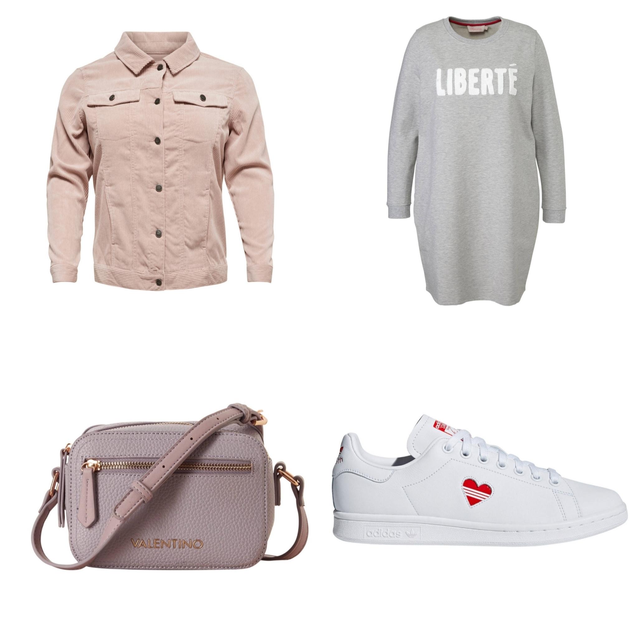 Plus Size Fashion Friday || Pastel spring vibes
