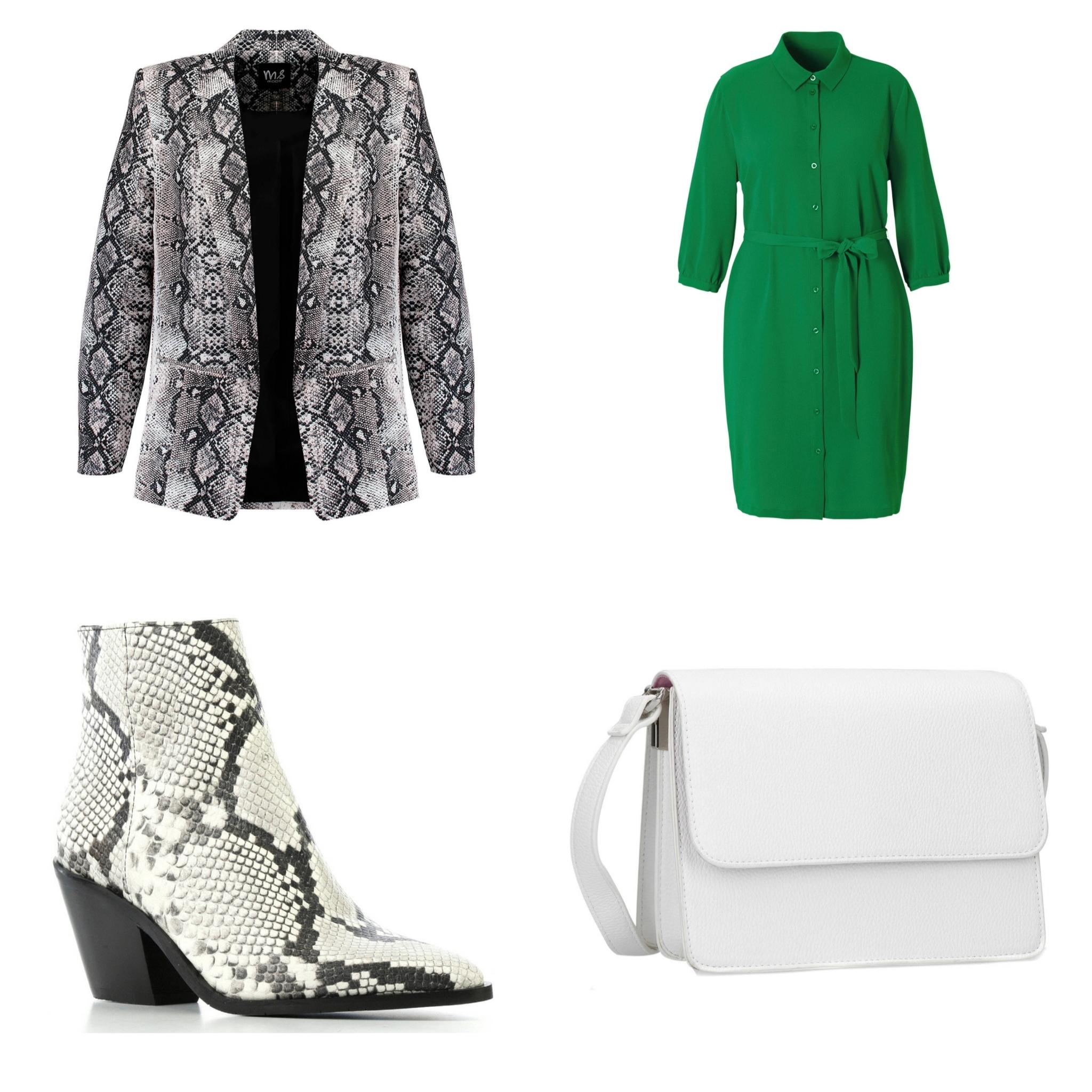 Plus Size Fashion Friday || It's spring!