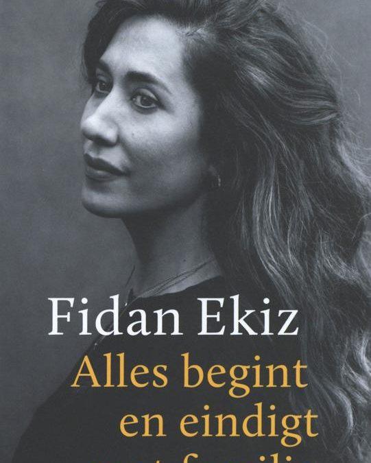 Book Thursday || Alles begint en eindigt met familie – Fidan Ekiz