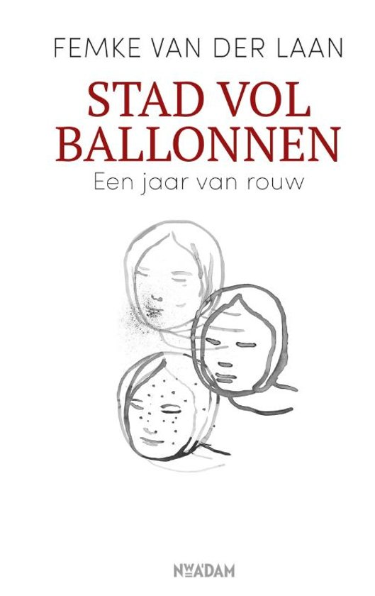 Book Thursday || Stad vol ballonnen – Femke van der Laan