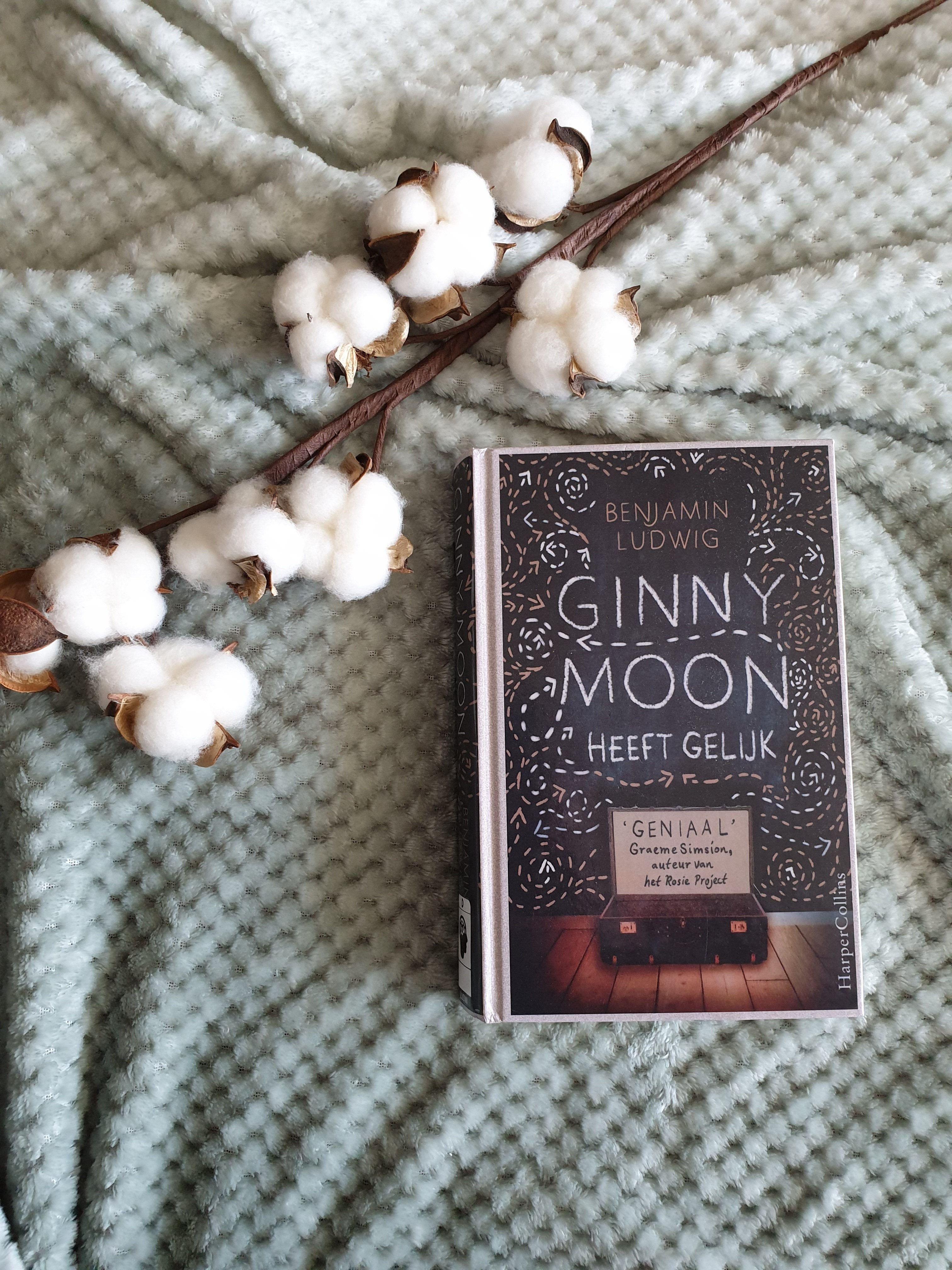 Book Tuesday || Ginny Moon heeft gelijk – Benjamin Ludwig