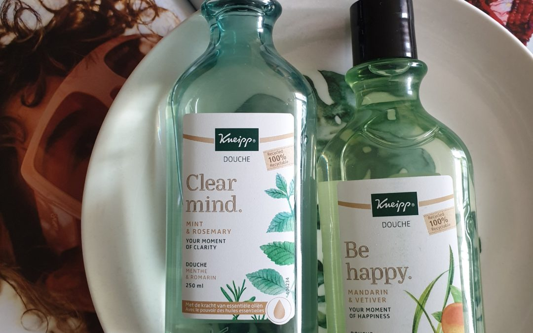Beauty || Kneipp Clear Mind & Be Happy douchegels